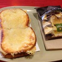Photo taken at Panera Bread by Melissa F. on 3/29/2013