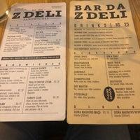 Foto scattata a Z Deli Sandwiches da Evandro F. il 2/18/2018
