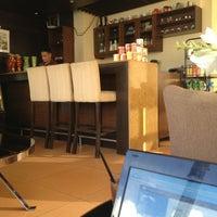 Photo taken at Somi Cafe Bar by Rudolf Van Ryan A. on 3/10/2013
