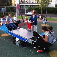Photo taken at Parco Giochi by Sergei S. on 8/15/2014