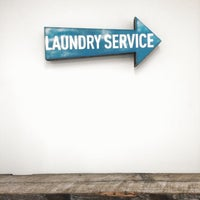 Photo taken at Laundry Service / Cycle by Liz E. on 5/19/2014