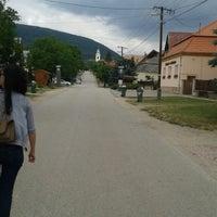 Photo taken at Vértestolna by Kira P. on 6/20/2014