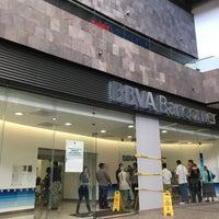 Photo taken at BBVA Bancomer by Gabriela G. on 12/30/2016