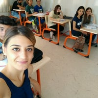 Photo taken at Uzman Akademi Etüt Merkezi by !mgE .. on 9/5/2016