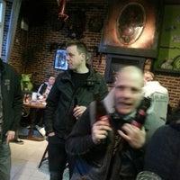 Photo taken at Café 't Hoeksken by Jonez 🎧 on 4/12/2013