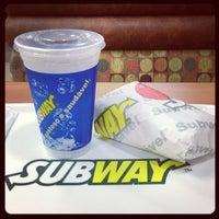 Photo taken at Subway by Gustavo M. on 9/14/2013