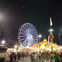 Photo taken at L.A. County Fair by Christopher M. on 9/8/2013