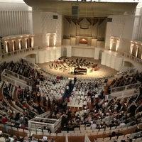 Снимок сделан в Концертный зал им. П. И. Чайковского пользователем Sanek76 1/2/2013