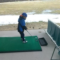 Photo taken at Essex Golf Driving Range by Pres G. on 3/16/2014