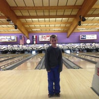 Photo taken at West County Lanes by Mike S. on 2/16/2013