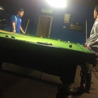 Photo taken at Snooker IM5 by Che Wan L. on 5/24/2016