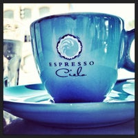 Photo taken at Espresso Cielo by J.S. on 5/30/2013
