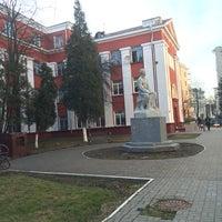 Photo taken at Гимназия № 75 by Volha S. on 3/22/2014