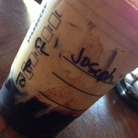 Photo taken at Starbucks by Joseph B. on 4/19/2013