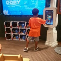 Photo taken at Disney store by Shannon E. on 8/2/2016