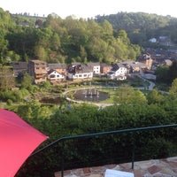 Photo taken at Hotel Les Genêts by Carl G. on 5/16/2014