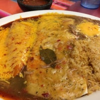 Photo taken at El Tepehuan Mexican Restaurant by Bryon M. on 10/8/2014