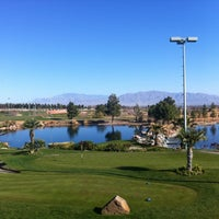 Photo taken at Angel Park Golf Club by Bryon M. on 3/6/2013