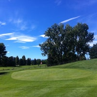 Photo taken at Harvard Gulch Golf Course by Bryon M. on 9/30/2013