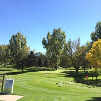 Photo taken at Harvard Gulch Golf Course by Bryon M. on 10/12/2015