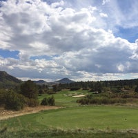 Photo taken at The Golf Club at Bear Dance by Bryon M. on 10/7/2015