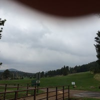 Photo taken at Evergreen Golf Course by Bryon M. on 5/16/2014