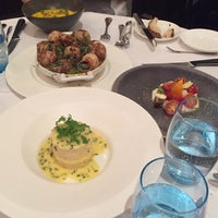 Photo taken at Galvin Bistrot de Luxe by Bonnie W. on 7/19/2016