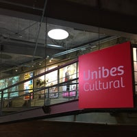 Foto tirada no(a) Unibes Cultural por Rômulo Q. em 7/1/2017