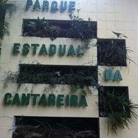 Foto tirada no(a) Parque Estadual da Cantareira - Núcleo Pedra Grande por Rômulo Q. em 4/28/2013