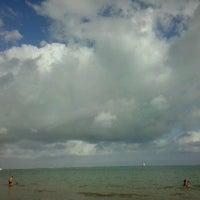 Photo taken at Barraca Sete Coqueiros by ana l. on 10/13/2014