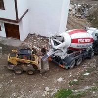 Photo taken at ROBA YAPI ŞANTİYESİ ( HACI BAYRAM ) by Emircan Y. on 11/24/2014