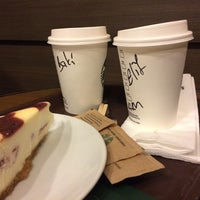 2/15/2018 tarihinde Baki T.ziyaretçi tarafından Starbucks'de çekilen fotoğraf