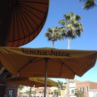 Photo taken at Jamba Juice by Debbie P. on 4/5/2014