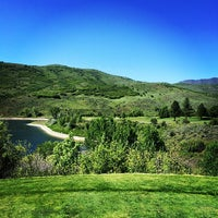 Photo taken at Mountain Dell Golf Course by Kevin R. on 6/1/2014