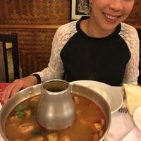 Photo taken at Bangkok Thai Restaurant by Ikki P. on 6/11/2016