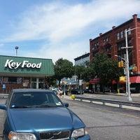 Photo taken at Key Food by Gabe on 7/27/2013