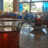 Photo taken at Cafe Mod by Mustafa A. on 9/11/2014