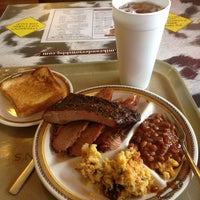 Photo taken at Mike Anderson's BBQ House by Chris C. on 2/5/2013