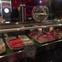 Photo taken at Yosake Downtown Sushi Lounge by Tip I. on 3/22/2015