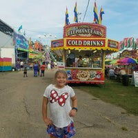 Photo taken at Calhoun County Fairgrounds by Rick A. on 8/18/2016