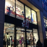 Photo taken at H&M by Paul S. on 12/2/2012