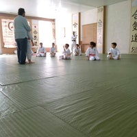 Photo taken at UAO Mersin Dojo by Begüm on 6/20/2015