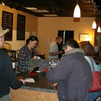 Photo taken at Electric Beanz Coffee Bar by Electric Beanz Coffee Bar on 2/20/2014