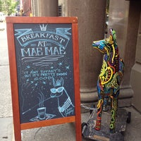 Photo taken at Mae Mae Cafe by Caitlin B. on 6/17/2014