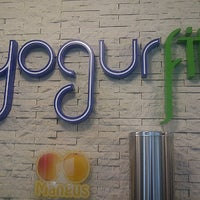 Photo taken at KR7 By Yogurfit by Antonio M. G. on 7/9/2013