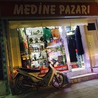 Photo taken at medine pazari yenisehir bursa by Ceyhun V. on 3/28/2016