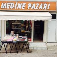 Photo taken at medine pazari yenisehir bursa by Ceyhun V. on 4/12/2016