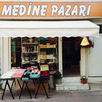 Photo taken at medine pazari yenisehir bursa by Ceyhun V. on 5/31/2016