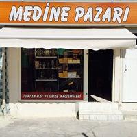 Photo taken at medine pazari yenisehir bursa by Ceyhun V. on 3/24/2016