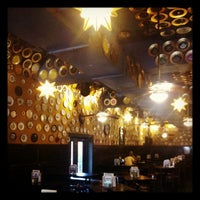 Photo taken at Flying Saucer Draught Emporium by Blake C. on 4/29/2013